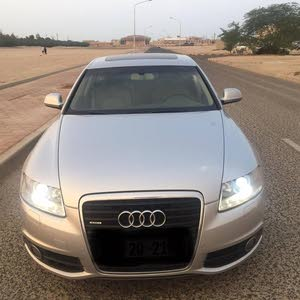 Silver Audi A6 2011 for sale
