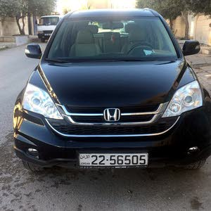 Gasoline Fuel/Power   Honda CR-V 2010