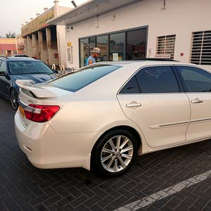 White Toyota Aurion 2012 for sale