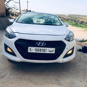 Used 2012 i30 in Gharyan