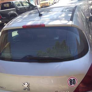 بيجو 308 عام 2009 متواجدة بالبيض تسجيل في العاصمة