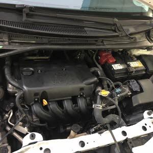 ياريس 2013وارد سعره محرك 1.5نظيف جدا