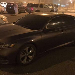 Honda Accord 2018 For sale - Grey color