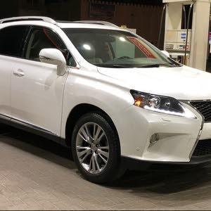 Lexus RX 2014 For sale - White color