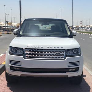 Range Rover 2014 Under Warranty Full Service History