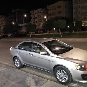 Used Mitsubishi Lancer for sale in Damietta