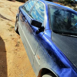 BMW 528i توماتك فنس واحد الكربون قااااعد