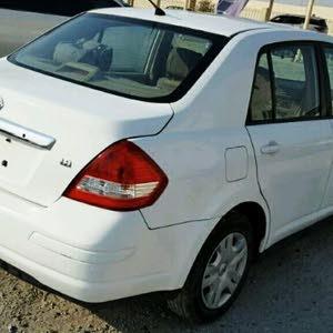 Nissan tiida GCC 2012 for sale excellent condition
