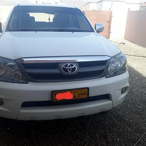 Manual Toyota 2008 for sale - Used - Rustaq city