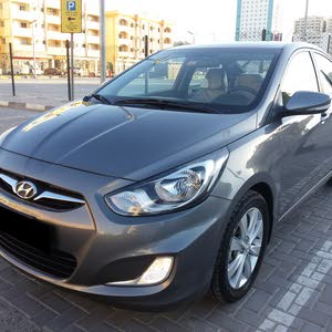 Accent 2014 - Used Automatic transmission