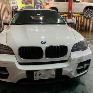 Gasoline Fuel/Power   BMW X6 2011