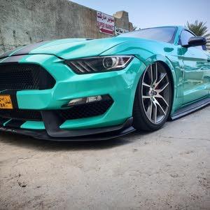 V8 5.0 Ford Mustang 2015 kit shelby