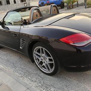 Porsche  _ boxster