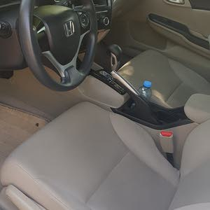 Used condition Honda Civic 2013 with 40,000 - 49,999 km mileage