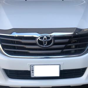 Used condition Toyota Hilux 2015 with 40,000 - 49,999 km mileage