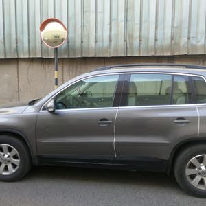 Available for sale! +200,000 km mileage Volkswagen Tiguan 2010