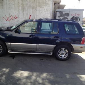 Mercury Mountaineer 2003 For sale - Blue color