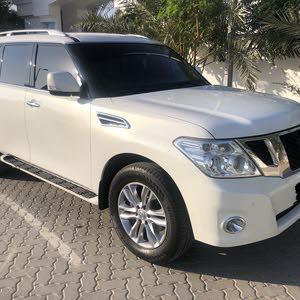 Nissan Platinum patrol