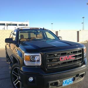 Black GMC Sierra 2015 for sale