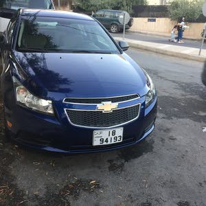 Chevrolet Cruze made in 2012 for sale