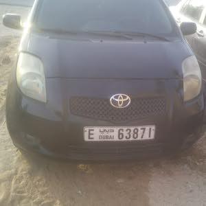 Used Toyota Yaris in Dubai