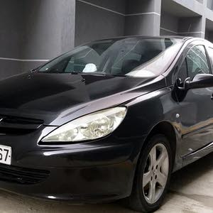 Peugeot 307 2003 for sale in Amman