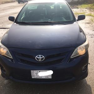 Used condition Toyota Corolla 2013 with 50,000 - 59,999 km mileage