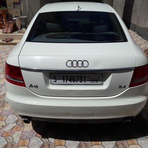 Manual White Audi 2006 for sale
