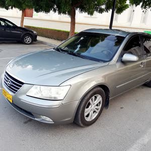 Grey Hyundai Sonata 2009 for sale