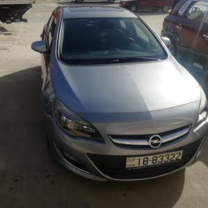 2013 Opel Astra for sale