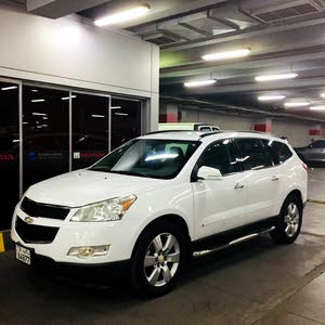 Chevrolet Traverse car for sale 2010 in Kuwait City city