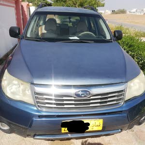 +200,000 km Subaru Forester 2009 for sale