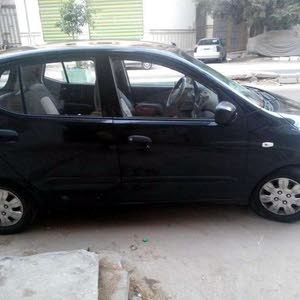 Hyundai i10 2010 - Manual