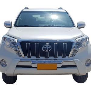 2014 Toyota Land Cruiser Prado GXR 4.0L