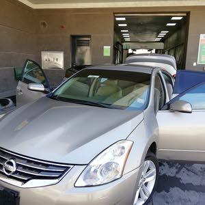 Gasoline Fuel/Power   Nissan Altima 2012