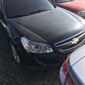 Chevrolet Optra 2008 For sale - Black color