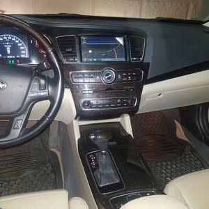 Gasoline Fuel/Power   Kia Cadenza 2014
