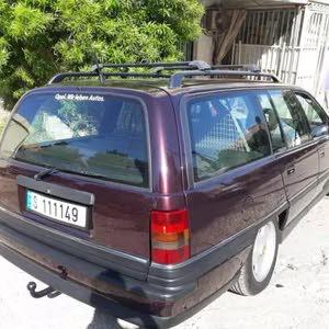 مطلوب سيارة اوبل اوميجا