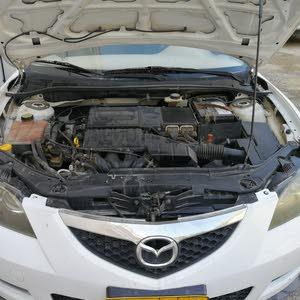 Mazda 3 2008 For sale - White color