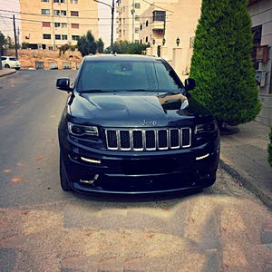 Automatic Grey Jeep 2014 for sale