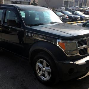 Dodge Nitro 2008 For sale - Black color