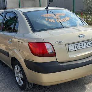 50,000 - 59,999 km Kia Rio 2007 for sale