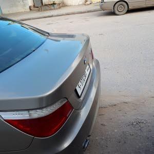 BMW 520 car for sale 2009 in Tripoli city