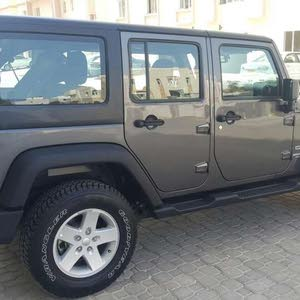 Jeep Wrangler car for sale 2017 in Muscat city