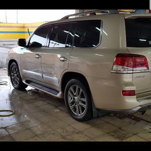 للبيع لكزس lx570 خليجي 2012 رقم1