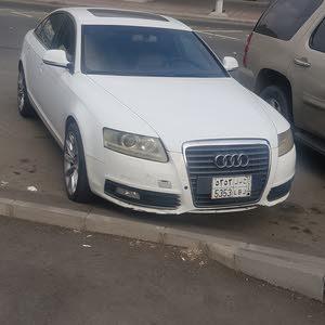 White Audi A6 2011 for sale