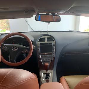 لكسز ES 350  2012 للبيع