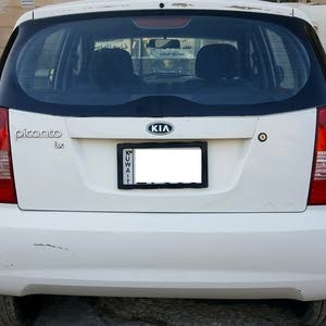 Gasoline Fuel/Power   Kia Picanto 2007