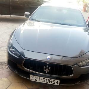 For sale Maserati Ghibli car in Amman