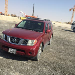Gasoline Fuel/Power   Nissan Pathfinder 2005